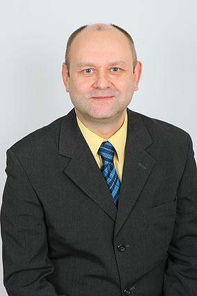 Завідувач кафедри Рябоконь Євген Миколайович